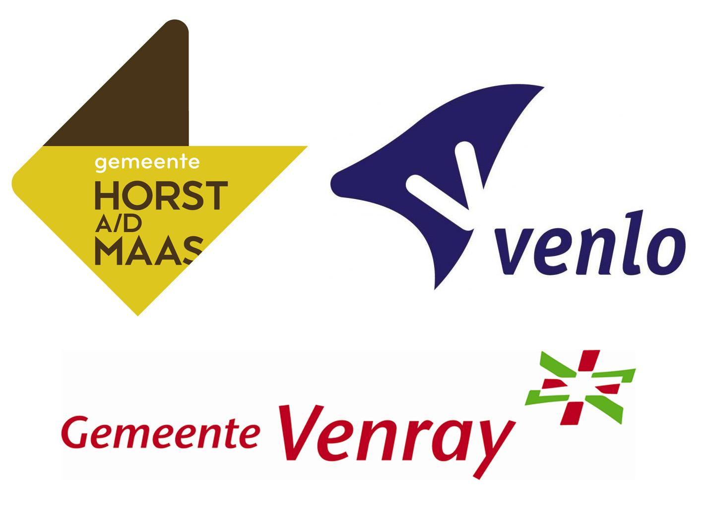 3 logos venray Venlo Horst